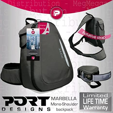 Port Designs Marbella ligero SLR/DSLR cámara + lente Kit ...