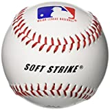 Franklin Sports Suave Strike teeballs (Paquete de 6)