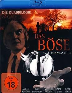 DAS BÖSE - Phantasm-Box 1-4 (Blu-ray) [Alemania] [Blu-ray]