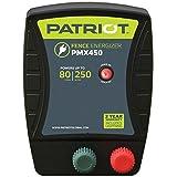 Patriot PMX450 Electric Fence Energizer, 4.5 Joule