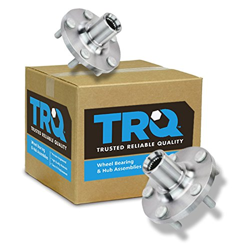 TRQ Wheel Bearing and Hub Front pair for Matrix Celica ()