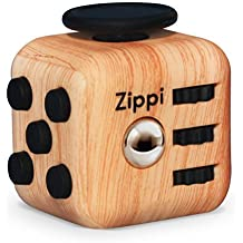 Best Fidget Cube By Zippi. Prime Desk Toy. Reduce Anxiety And Stress Relief For Autism, ADD, ADHD & OCD