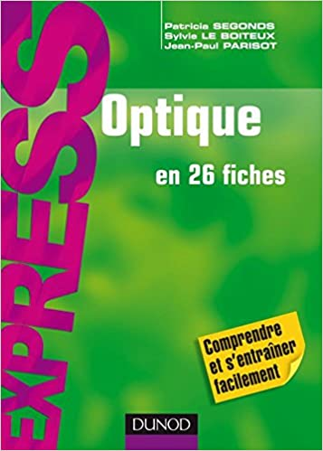 Optique - En 26 fiches sur Bookys