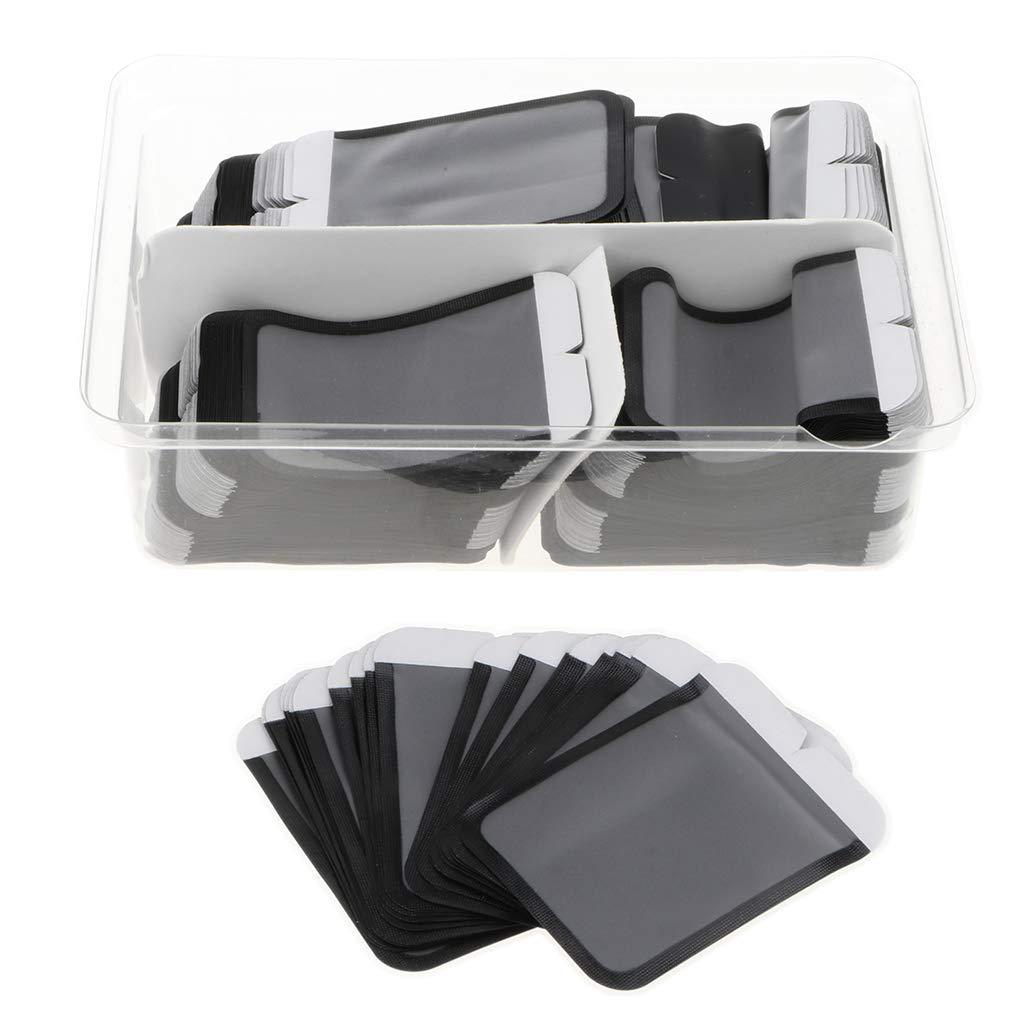 FLAMEER 500pcs Dental Barrier Envelope For #2 X-Ray Imaging Plate, Keep the Phosphor Storage Plate Clean