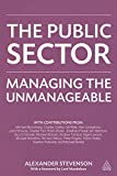 img - for The Public Sector: Managing the Unmanageable book / textbook / text book