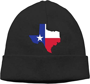 American Grown with Texas Roots Men Women Knitting Hats Stretchy /& Soft Beanie Cap Hat Beanie