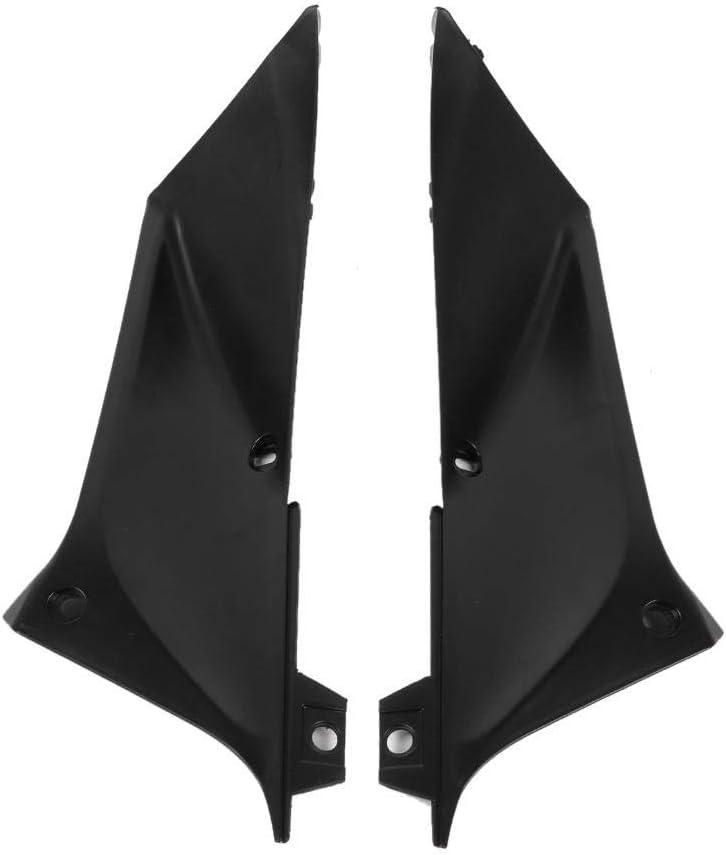 KIMISS 1 paire de Couverture de Panneaux Lat/éraux de moto,Couvercle de Car/énage des Panneaux Lat/éraux Gauche et Droit pour R1 2002-2003 Noir