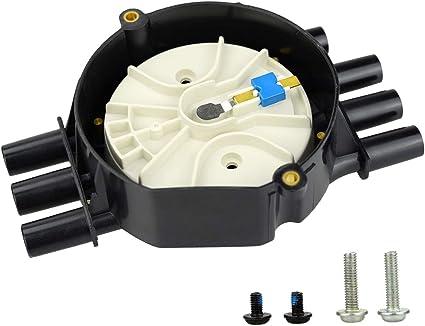 New Ignition Distributor Cap /& Rotor for Chevrolet Vortec V6 5.0L 5.7L GMC C1500