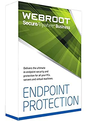 Webroot SecureAnywhere Endpoint Protection