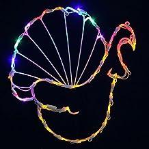 "Vickerman 17"" Lighted LED Turkey Thanksgiving Window Silhouette Decoration"