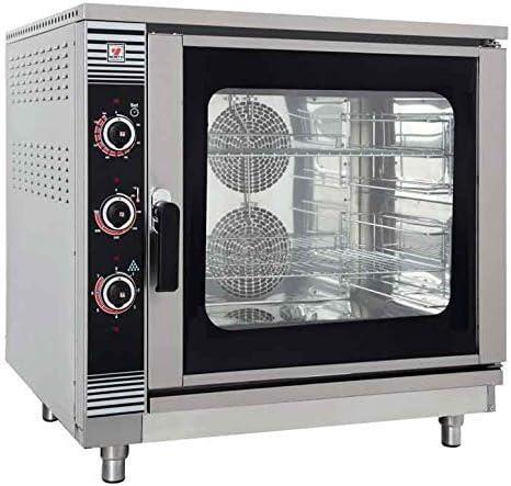 Norte Pro EF 600 eléctrico horno de convección con 6 estante ...