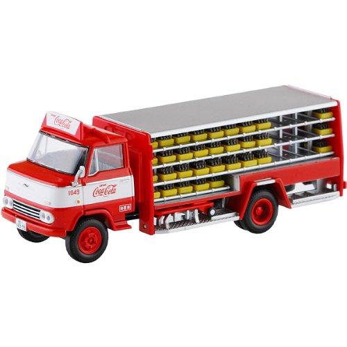 1/64 TLV-92a ニッサン 3.5トン トラック ルートカー コカ・コーラ(レッド) 「トミカリミテッドヴィンテージ」 225171