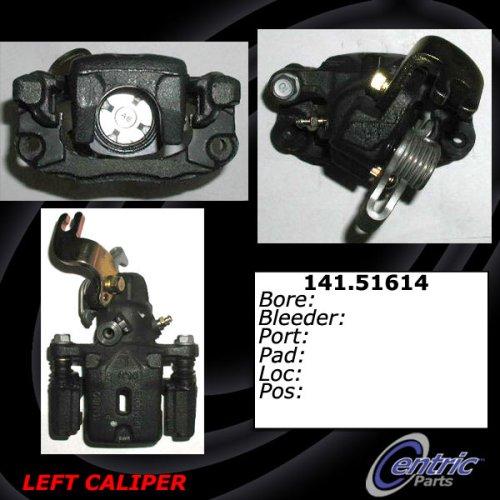 Centric Parts 141.51614 Semi Loaded Friction Caliper