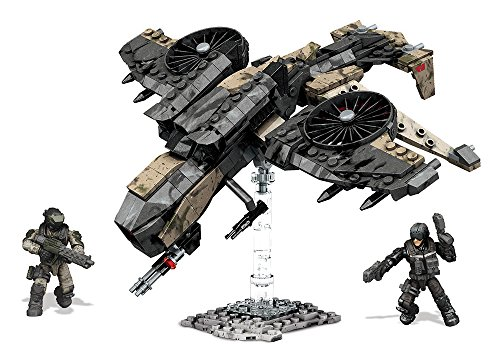 German Heavy Machine Gun - Mega Bloks Call of Duty Wraith Attack Vehicle