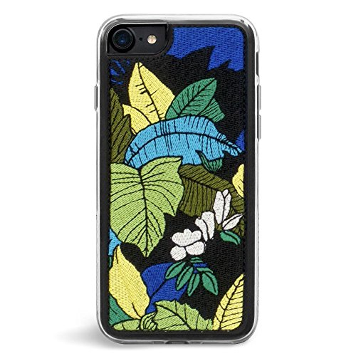 Zero Gravity Case Compatible with iPhone 7/8 Earth Elements Series - Embroidered Design - 360° Protection, Drop Test Approved (Dusk)