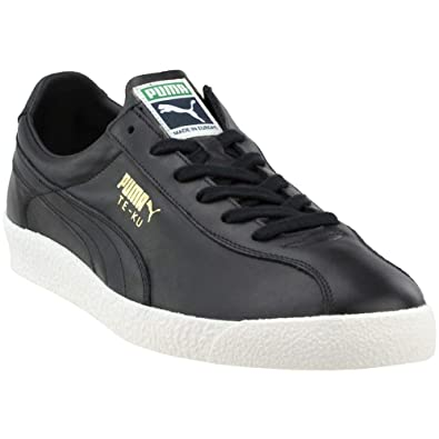 PUMA Men s Te-Ku Core Puma Black Puma White 8 ... 4af6300f7