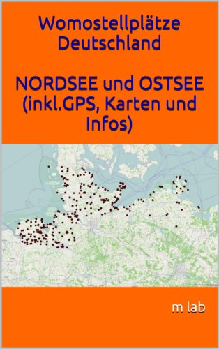 Amazon Com Womostellplatze Deutschland Nordsee Und Ostsee Inkl