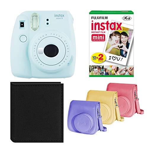Fujifilm Instax Mini 9 Instant Camera  with Instax Mini Inst