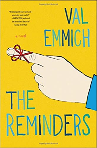 Image result for the reminders by val emmich