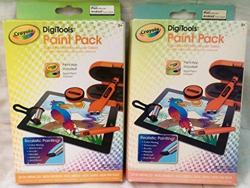 lot-of-2-crayola-digitools-paint-packs