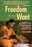 Freedom from Want, Ian Smillie, 1565492854