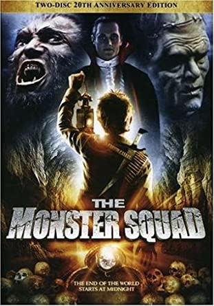 The Monster Squad [Reino Unido] [DVD]