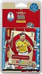 Coupe du monde 2018 TCG Blister 7 pochettes + carte éd. Limitée - version française