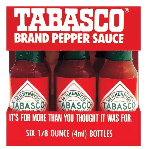 (TABASCO brand Pepper Sauce