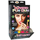 X-Rated Fun Gum Wall Mount DP (50pcs) ---(Package Of 2)