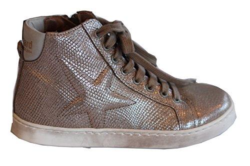 Bisgaard 31807216 - Zapatillas de deporte Unisex Niños marrón