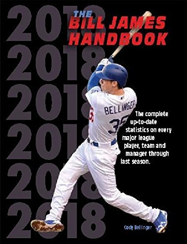 Bill James Handbook 2018 cover