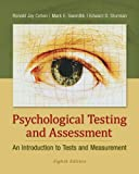 Psychological Testing and Assessment 8th Edition