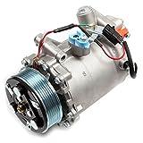 ECCPP Compatible fit for AC Compressor with Clutch 4920AC K38810RWCA03 fit Honda Civic CRV Acura ILX RDX 2.3L 2.4L Compressors