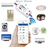 Smart WIFI Switch With Schedule Timer Internet Work With AMAZON Alexa,google Home ,Nest and many