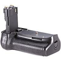 Neewer Professional Battery Grip for Canon 60D Digital SLR Camera Replacement for BG-E9