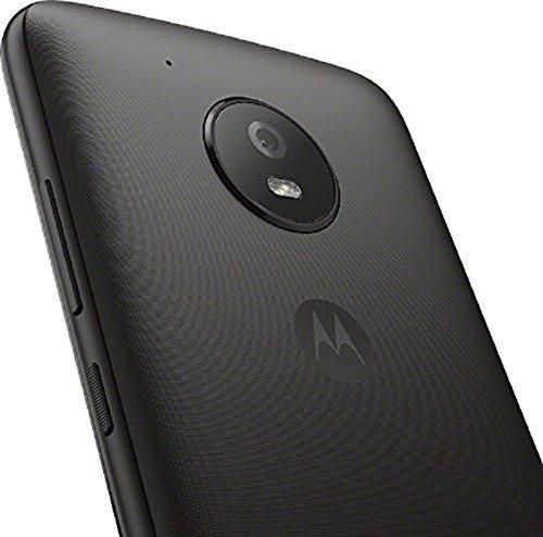 Motorola MOTO E4 w/ 5-inch HD Display Android 7.1 Verizon Wireless CDMA Smartphone - Black by Motorola (Image #3)