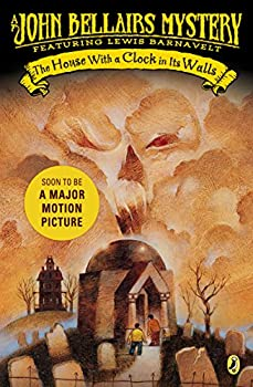 The House with a Clock in Its Walls by John Bellairs science fiction and fantasy book and audiobook reviews