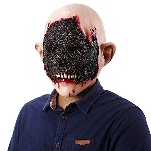 (Jiu Ya Da Dui Scary Adult Cosplay Halloween Blood Face Zombie Horror Death)