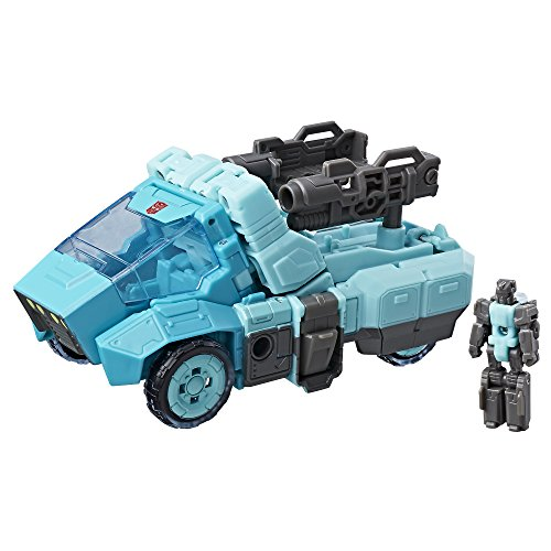 [Transformers Generations Titans Return Deluxe Sergeant Kup and Flintlock] (Step Up 3 Costumes Lights)