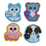 Ty Beanie Boos Jumbo Die Cut Character Eraser, 3.25 x 2.75 Inches, Character will Vary (844-6)