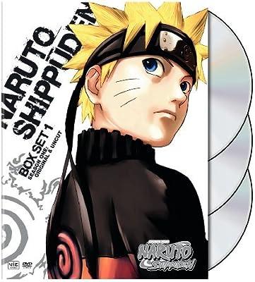 Amazon com: Naruto Shippuden: Set One: Naruto Shippuden