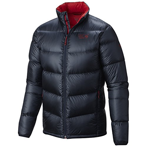 Mountain Hardwear Men's Kelvinator Down Jacket, Hardwear Nav