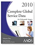 Complete Global Service Data 2010, , 0892036478