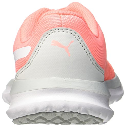 Puma Flext1, Sneakers Basses Mixte Adulte Orange (Nrgy Peach-white-gray Violet)