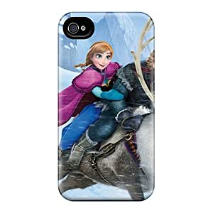 Iphone 6 UVt2562mskw Allow Personal Design Attractive Frozen Movie Series Bumper Cell-phone Hard Covers -DustinFrench