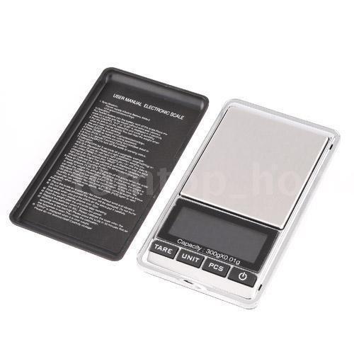 New 300G X 0 01G Mini Digital Jewelry Pocket Gram Scale