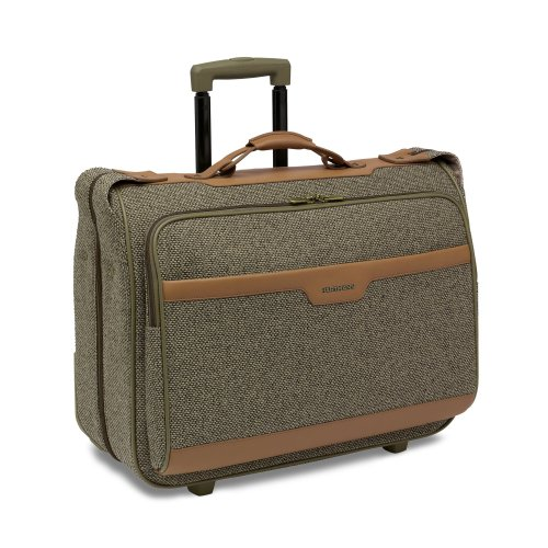 hartmann luggage tweed classic carry on mobile traveler garment bag for cheap. Black Bedroom Furniture Sets. Home Design Ideas
