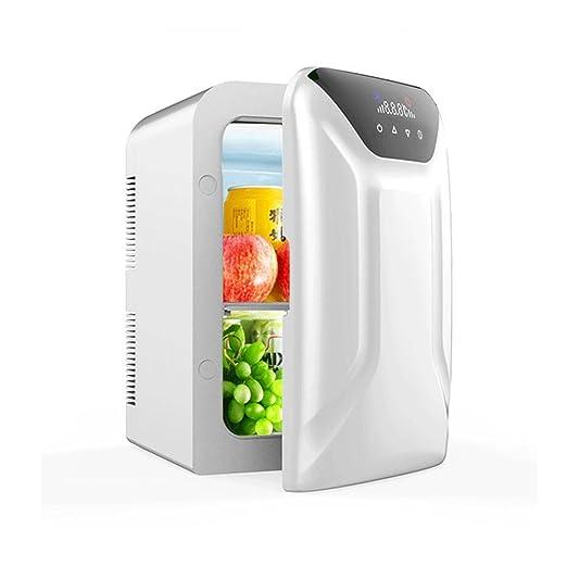 YQQ 16L Refrigerador De Coche Congelador Pequeño Mini Nevera ...