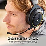 Corsair HS60 Pro – 7.1 Virtual Surround Sound PC