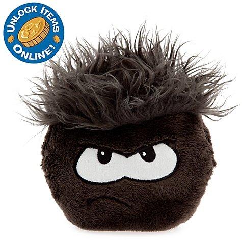 Club Penguin Pet Puffle (Club Penguin 6'' Black Pet Puffle)